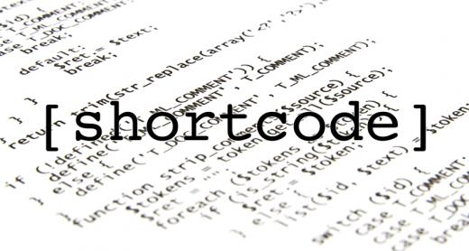 Dodawanie Shortcode'ów do WordPressa.