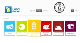 Food Garden gastronomia żywieniowa.