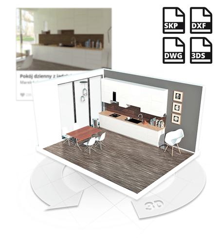 Przeglądarka plików 3D