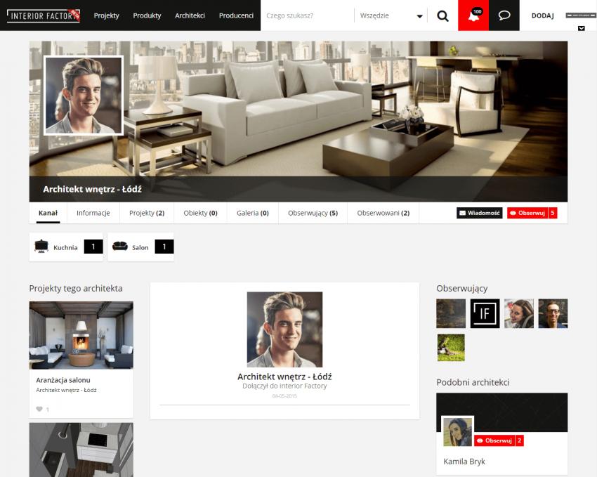 Blog Interior Factory
