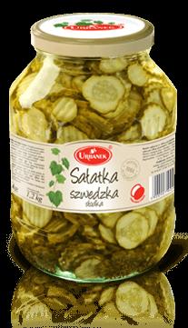 Sałatka szwedzka Urbanek.