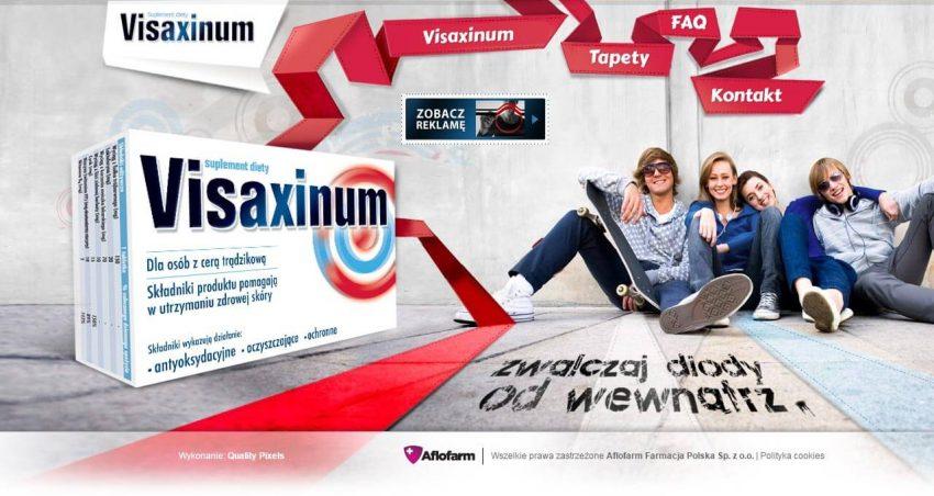 Visaxinum Aflofarm